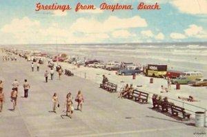 WORLD'S MOST FAMOUS GREETINGS DAYTONA BEACH, FL 1975