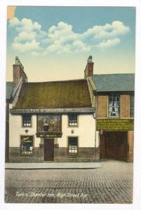 Tam O'Shanter Inn, High Street, Ayr., Scotland, UK, 00-10s