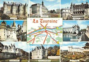 B110497 France Les Merveilles du Val de Loire Castle Tours Amboise Chenonceau
