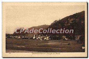 Postcard Old Obernsteinbach North Vosges