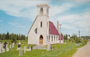 St. Peter's Anglican Church, HACKETT'S COVE, Nova Scotia, Canada, 40-60´