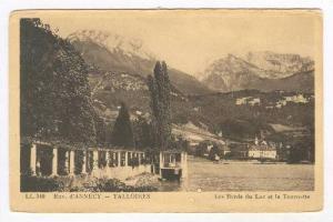 Les Bords Du Lac Et La Tournette, Env. d'Annecy, Talloires (Haute-Savoie), Fr...