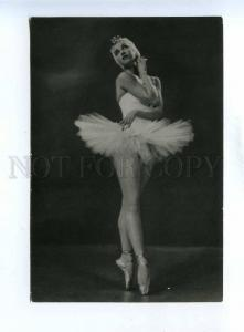 d200769 RUSSIA BALLET Tchaikovsky Swan Lake Makarova