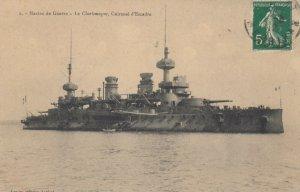 Warship , FRANCE , 00-10s ; CHARLEMAGNE