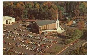 Calvary Church, Charlotte, North Carolina, 1940-1960s
