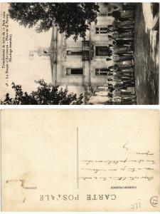 CPA Tremblement du Terre 1909 LA ROQUE D'ANTHERON Place de la Mairie (378376)