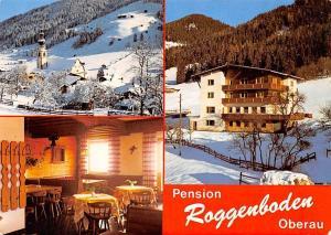 Pension Roggenboden Oberau Gasthaus Winter Church Kirche