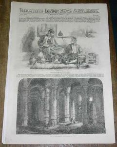 Great Britain 1864 Illustrated London News Supplement