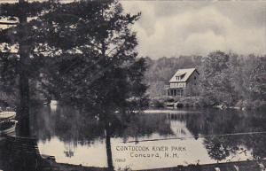 CONCORD, New Hampshire, PU-1907; Contocook River Park