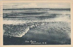 Scenic view, The Bore Moncton, New Brunswick, Canada,  PU_30-40s