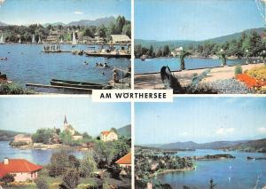 Am Woerthersee, Velden Poertschach Strandpromenade Maria Woerth Poertschach