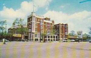 Canada Cornwallis Inn Motor Hotel & Shopping Plaza Kentville Nova Scotia