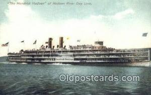 The Hendricks Hudson, New York, NY USA Steam Ship Postcard Post Cards  Hendri...