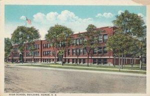 HURON , South Dakota , 1900-10s;  High School Building, version 2