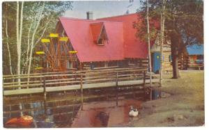 Santa's Water Wheel Workshop