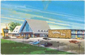 Holiday Inn, Rond Point ,Pont De, Quebec, Chrome