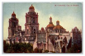 15184  City of Mexico  Cathedral