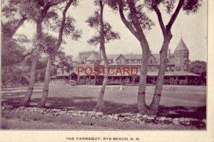 THE FARRAGUT, RYE BEACH, N. H.
