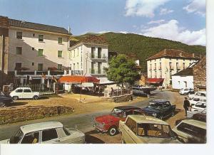 Postal 048897 : Linas de Broto. Pirineo Aragones. Conjunto de hoteles y carre...