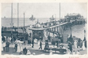 HASTINGS, Sussex, England, 1904 ; The Pier