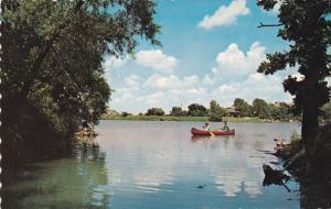 Lake Charlotte, Canoeing, LAKE CHARLOTTE, Nova Scotia, Canada, 40-60's