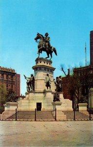 Virginia Richmond Capitol Square George Washington Statue