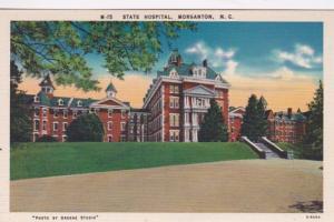 North Carolina Morganton State Hospital