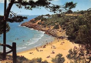 Spain Costa Dorada Tarragona, Salou A View of the Coast Beach Plage