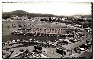 Modern Postcard Sainte Maxime Sea Port