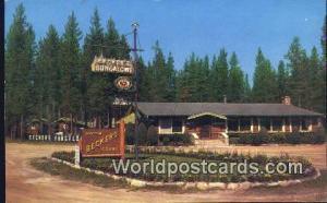 Canada Alberta Becker's Bungalows, Banff & Jasper