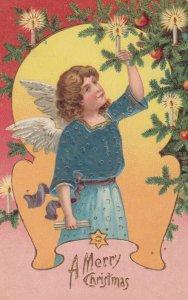 CHRISTMAS angel , 00-10s ; Foil Vest