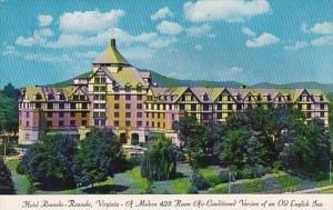 Hotel Roanoke Roanoke  Virginia
