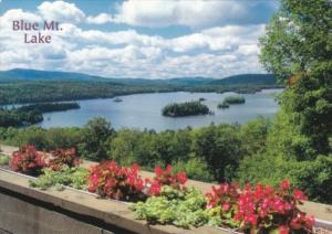 New York Adirondack Park Blue Mountain Lake
