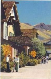 Challenger Inn, Sun Valley, Idaho, 30-40s