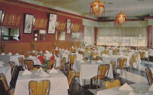 Interior, Golden Dragon, Burnaby,  B.C., Canada, 40-60s