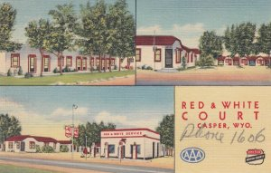 CASPER, Red and White Court, Wyoming, 30-40s