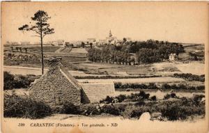CPA CARANTEC (Fnistere) - Vue générale (457492)