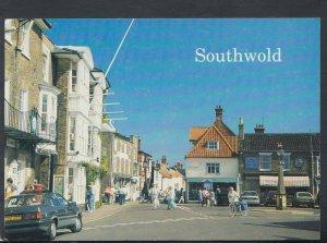 Suffolk Postcard - Southwold  Market Place    T8739