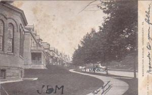 Washington Avenue Vandergrift Pennsylvania 1908