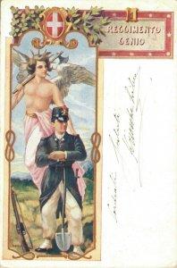 Military Italy Reggimento Genio World War 1 04.21