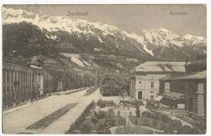 Innsbruck, Rennplatz, PU 1909