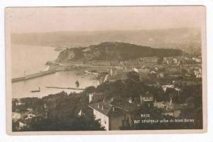 RP, Vue Generale Prise Du Mont Boron, Nice (Alpes Maritimes), France, 20-40s