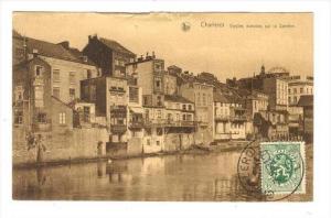 Vieilles Maisons Sur La Sambre, Charleroi (Hainaut), France, 1900-1910s