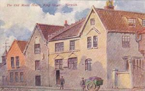 AS, The Old Music House, King Street, Norwich (Norfolk), England, UK, 1900-1910s