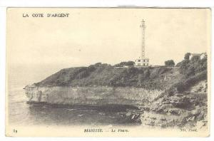Biarritz , Le Phare (LIGHTHOUSE) , France , 00-10s