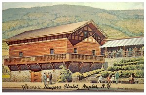 New York   Naples  Niagara Chalet