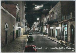 49783  CARTOLINA d'Epoca - FOGGIA provincia : Trinitapoli 1967