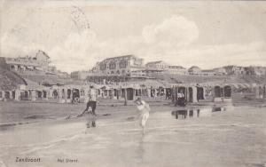 ZANDVOORT, Netherlands, PU-1909; Het Strand