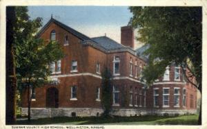 D46/ Kinsley Kansas Ks Real Photo RPPC Postcard 1906 FLood