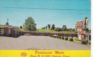 Dutchmaid Motel Ephrata Pennsylvania